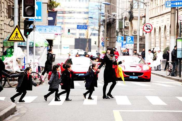 上海热线汽车频道-- 壳牌喜力全新电视广告拍摄