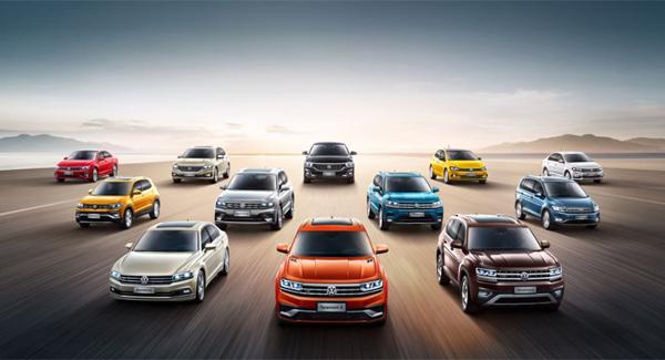 扩大领先优势,上汽大众2019年销量突破200万辆——上海热线汽车频道